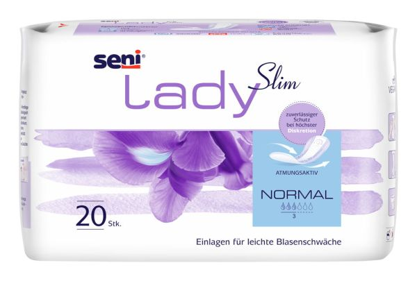 Seni Lady Slim Normal 20 Stück