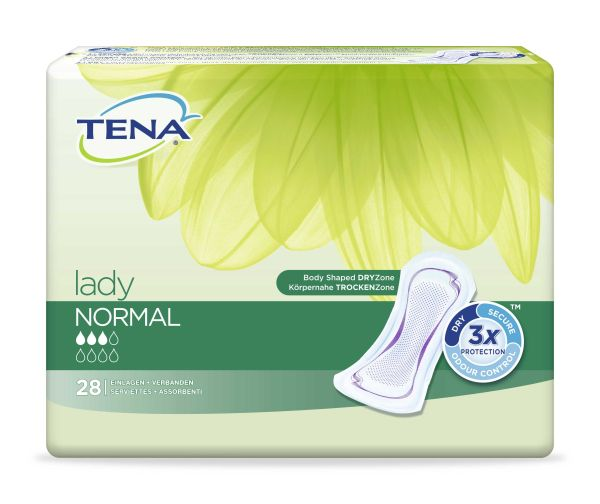 Tena Lady normal Binden 28 St.