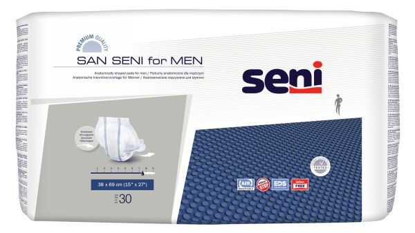 San Seni for Men 30 St.