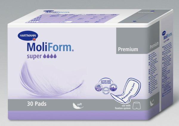 Moliform Premium soft super 30 St.