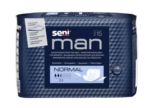 Seni Man Normal 15 St.