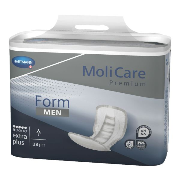 MoliCare Premium Form extra plus MEN 28 St.