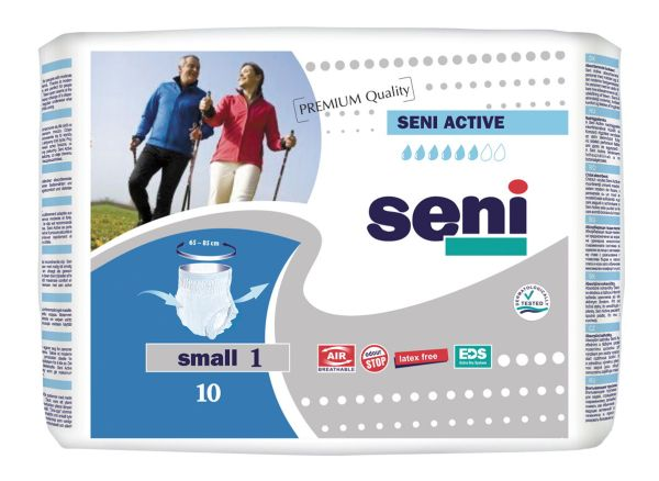 Seni Active Gr. 1 small 10 St.