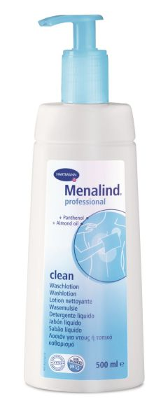 Menalind professional clean Waschlotion 500 ml