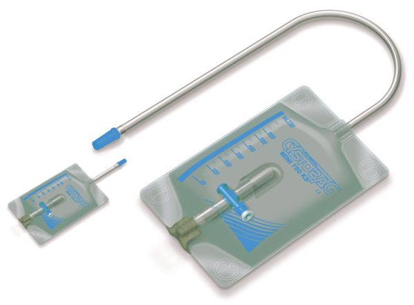 Cystobag mini 750 steril 10 St.