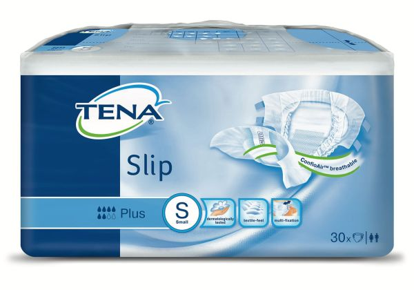 Tena Slip plus small 3 x 30 St.