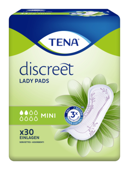 Tena Lady Discreet mini 30 St.