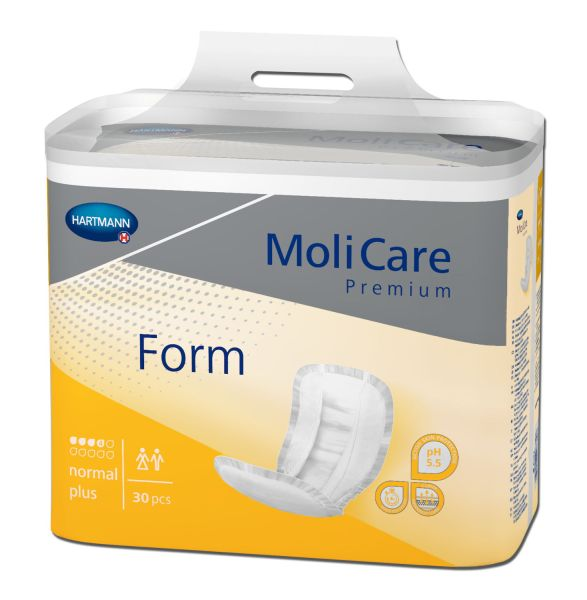 MoliCare Premium Form normal plus 30 St.