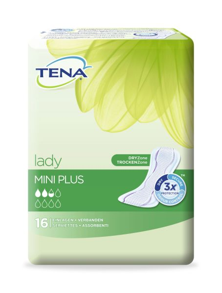 Tena Lady mini Plus 16 St.