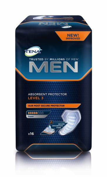 Tena Men Level 3 16 St.